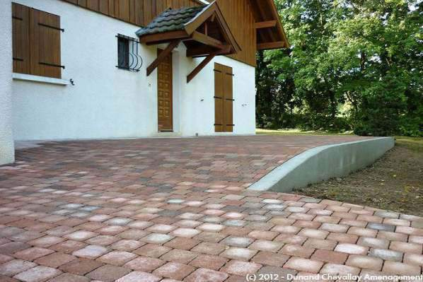 Emejing dalles jardin haute savoie gallery for Garde meuble annemasse